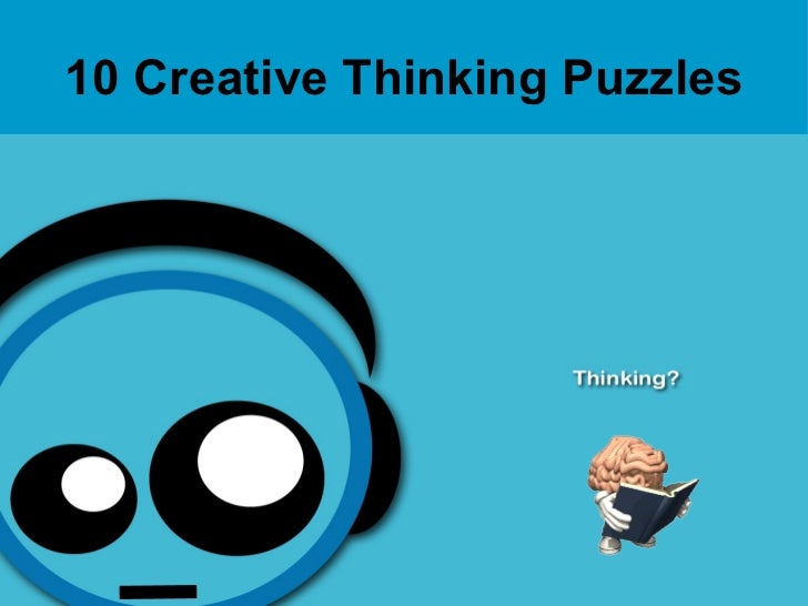 logical thinking puzzles with answers pdf