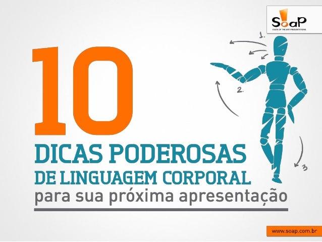 10 dicas de linguagem corporal