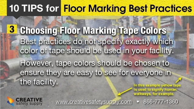 Colored Floor Tape Floor Marking Tape Colors