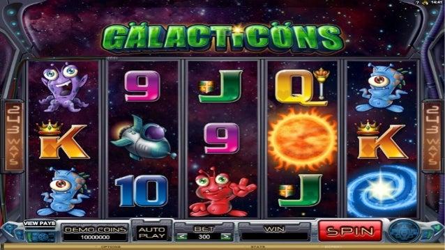 Статистика Игровых Автоматов