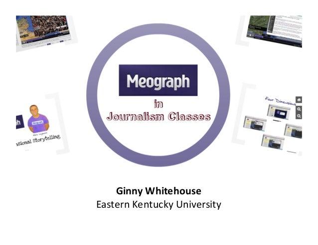 Ginny Whitehouse Eastern Kentucky University