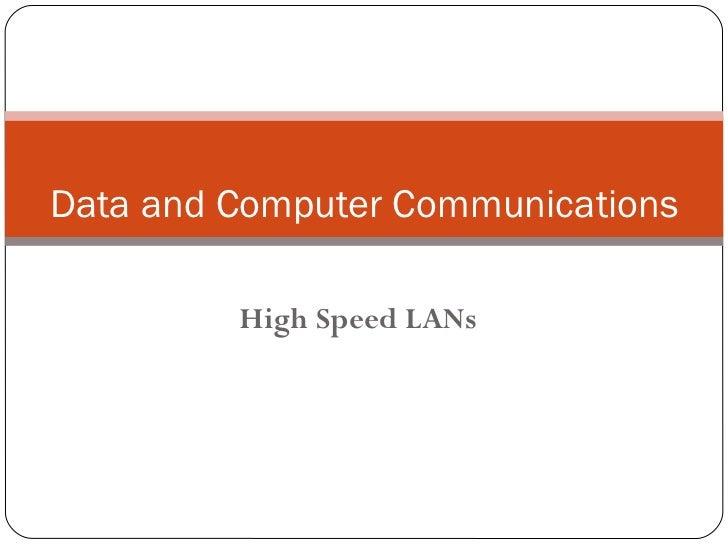 10 high speedla-ns