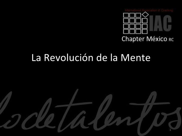 La Revolucion de la Mente