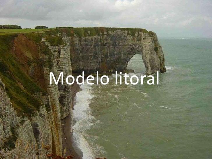 Modelo litoral