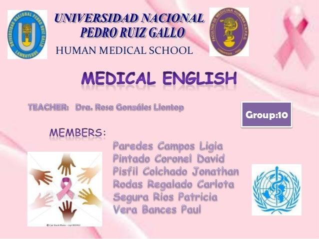 HUMAN MEDICAL SCHOOL                       Group:10