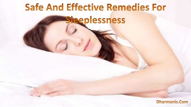 Dharmanis.Com • Sleeplessness is also called as insomnia which is a sleep disorder. • Sleeplessness means trouble in decli...