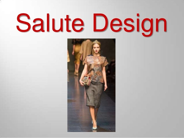 Проект Salute Design