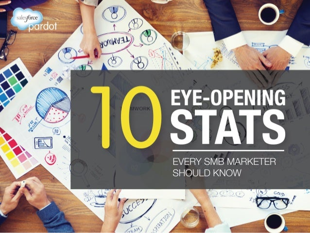 10 Eye-Opening Stats Every SMB Marketer Should Know