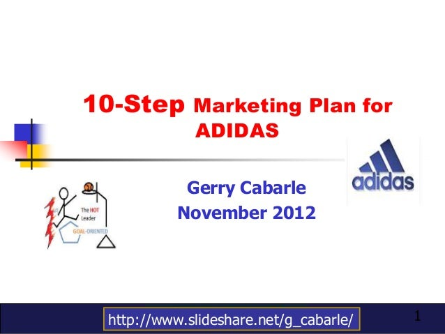 marketing communications plan for adidas Answer two questions on marketing strategy 1 adidas: mmc is not just a novel approach to marketing communications the writepass journal.