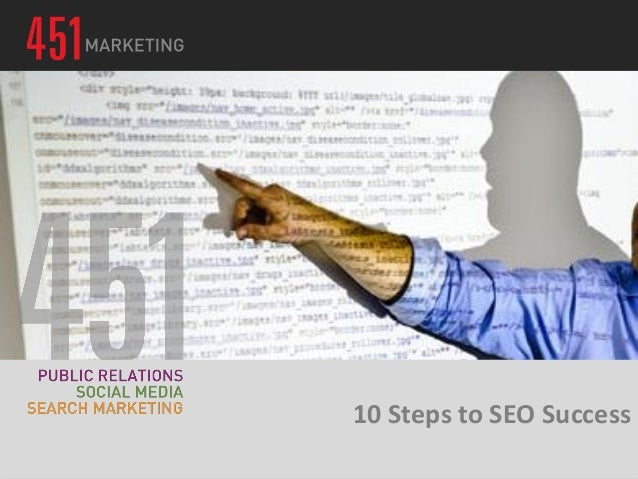 10 Steps to SEO Success