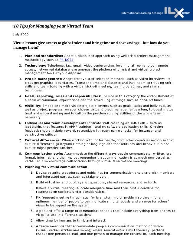 10 tips-manage-virtual-team
