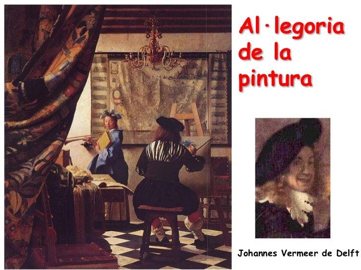 10.Vermeer de Delft: Al·legoria de la pintura