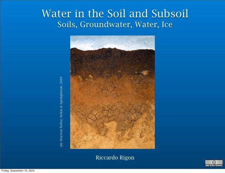 10   water in soil-rev 1