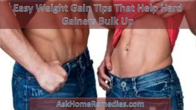 Easy Weight Gain Tips That Help Hard Gainers Bulk Up