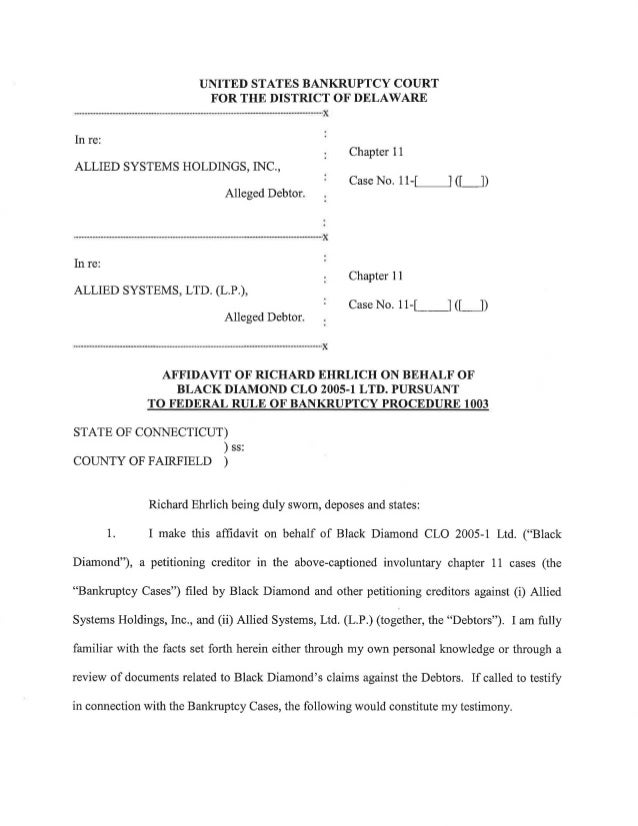UNITED STATES BANKRUPTCY COURT                           FOR THE DISTRICT OF DELAWARE·--···-----·----·----- -------·--·---...