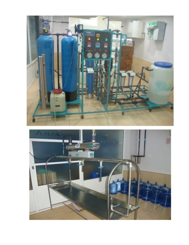Mineral Water Plant 10000 gpd r.o.plant 1000 tds