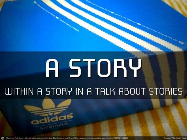 Adam Tratt - Startup storytelling for the win
