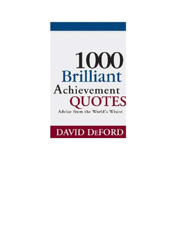 Also by David DeFordOrdinary People Can Achieve Their Lofty GoalsOrdinary People Can Achieve the Extraordinary:      A Pra...