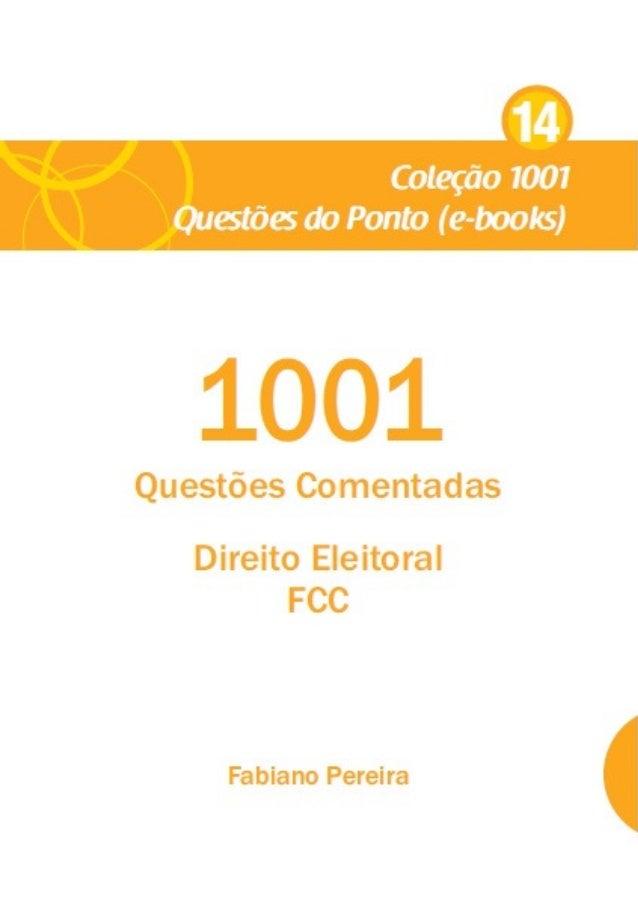 1001 questoes-comentadas-direito-eleitoral-fcc-2011