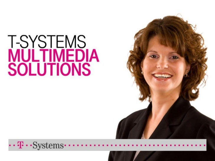T-Systems Multimedia Solutions GmbH | 21.01.2009 | 1