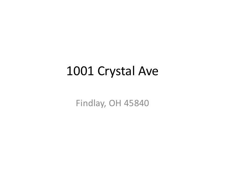 1001 crystal ave