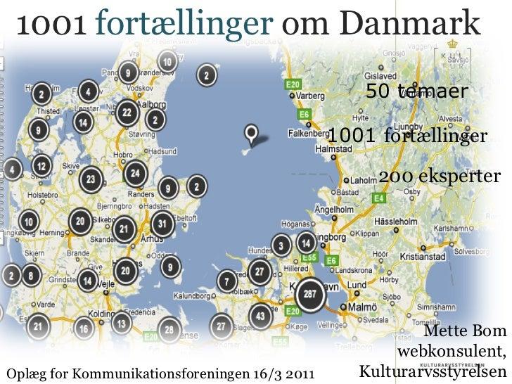 1001 fortællinger om Danmark til SMK