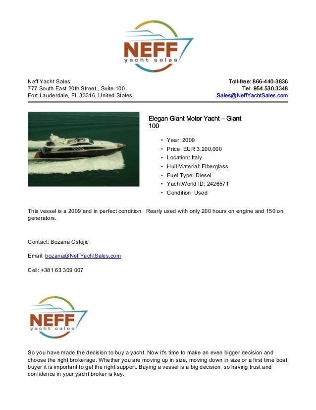 100' 2009 elegan giant motor yacht yacht for sale   neff yacht sales