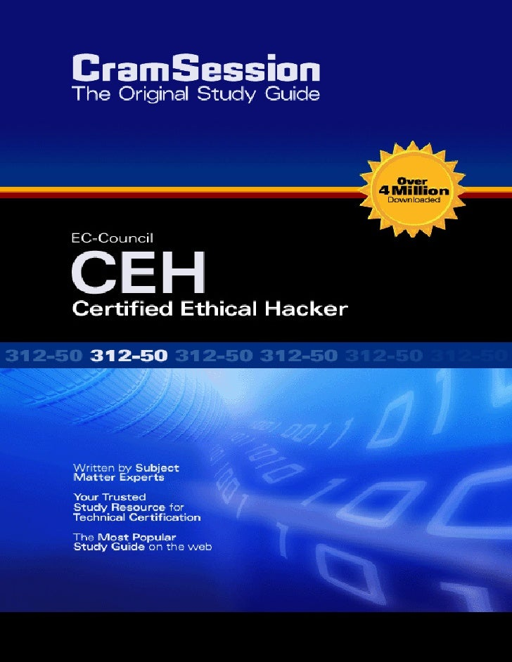 Certified Ethical Hacker (312-50)Table of ContentsEthics and Legality........................................................