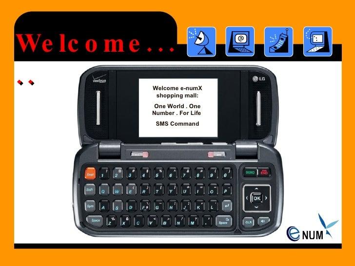 1003   E Num X   Sms & Call Back Command