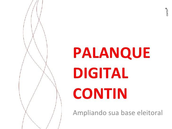 Palanque Digital Contin