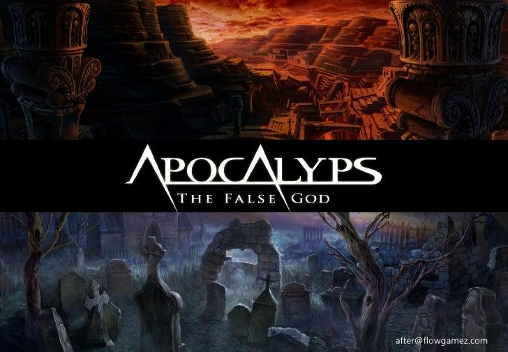 Social Game Party on Mar. 2010 - Webgame Apocalyps Postmortem