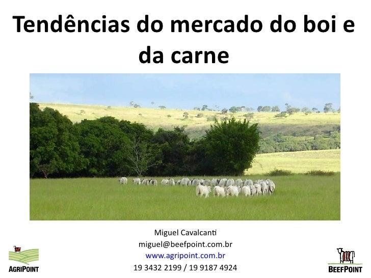 100326 Tendencias Cadeia Carne Bovina Agroceres Ribeirao Preto