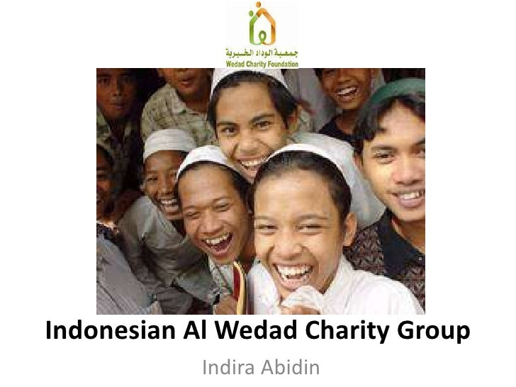 Indonesian wedad program for members