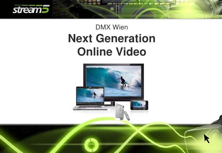 DMX Wien Next Generation  Online Video                       1