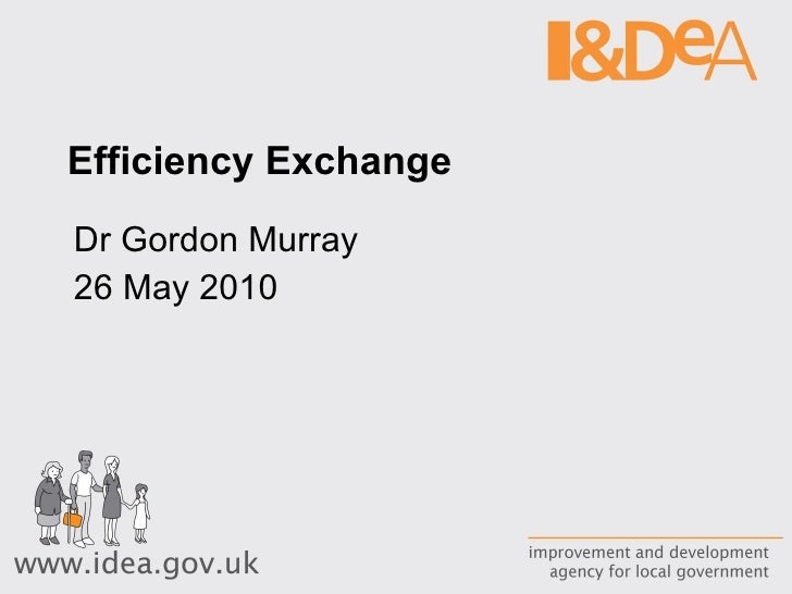 What's the Efficiency Exchange?