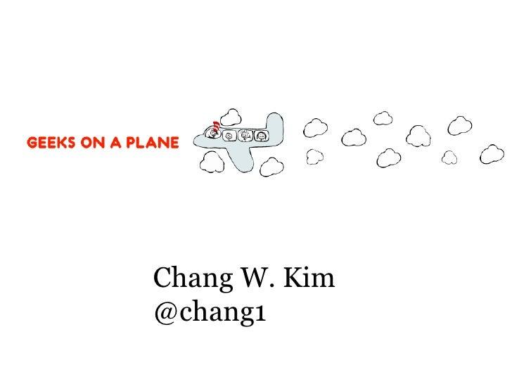 Chang W. Kim @chang1