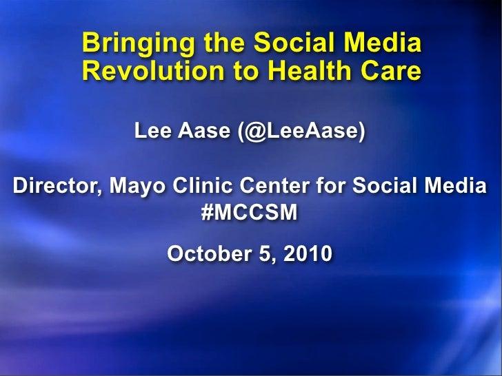 Iowa Hospitals on Social Media