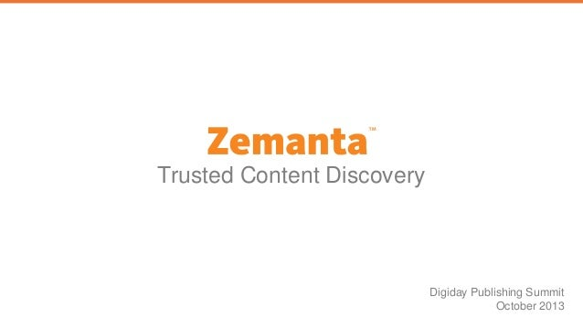 Tech Talk with Zemanta