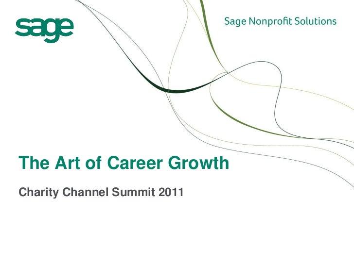 Art of Career Development