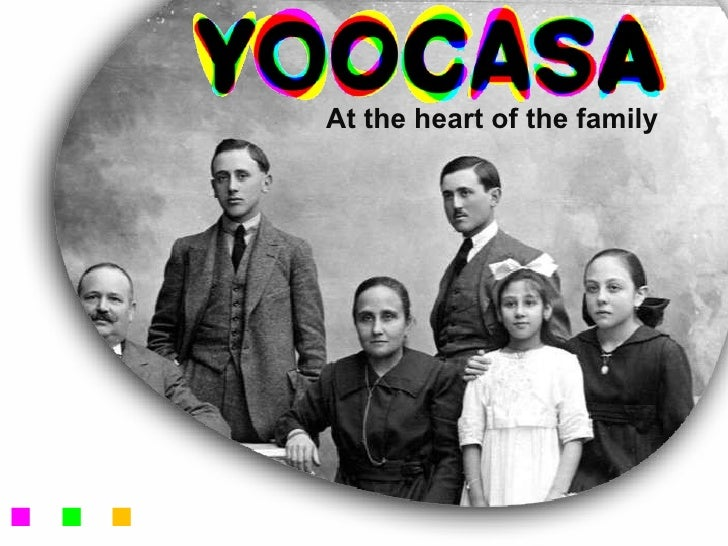 At the heart of the family . . .