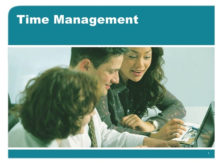 Time Management                  1