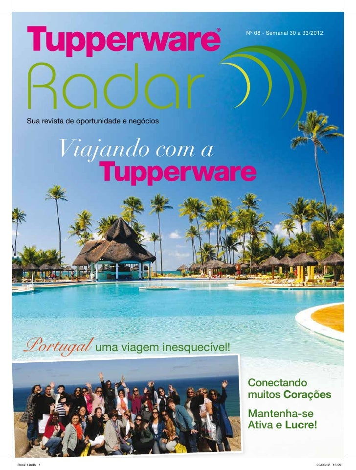 Radar  08 2012  Tupperware Essencial