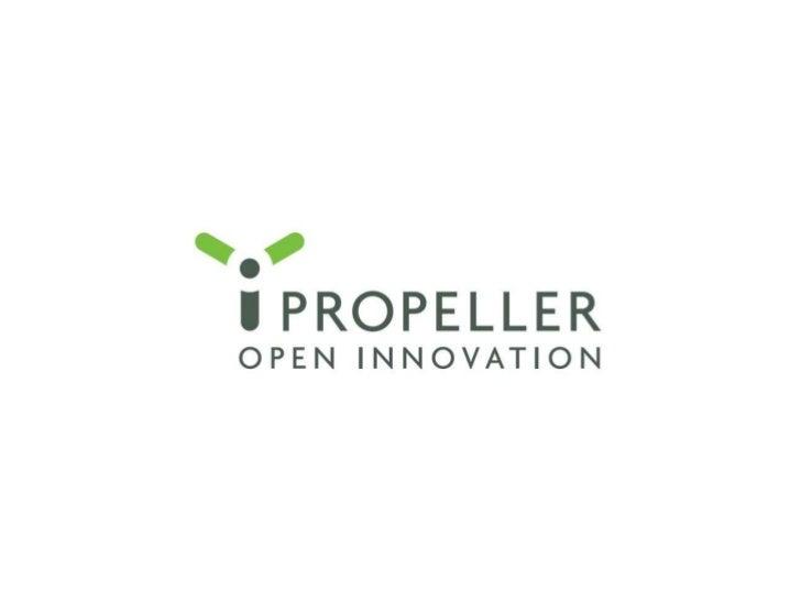 i-propeller, Open Innovation