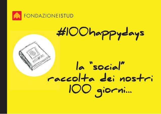 ISTUD 100 happy days