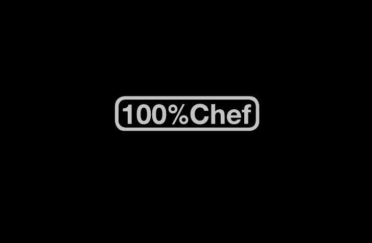 catálogo 1Mediante el uso de la tecnología másavanzada, sin comprometer la calidady el diseño funcional, 100%Chef essinóni...