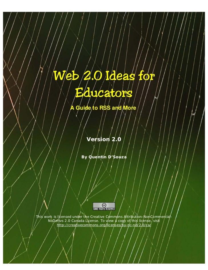 100ideas web2educators