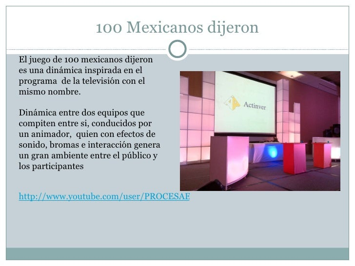 Preguntas 100 Mexicanos 100 Mexicanos Dijeron el Juego
