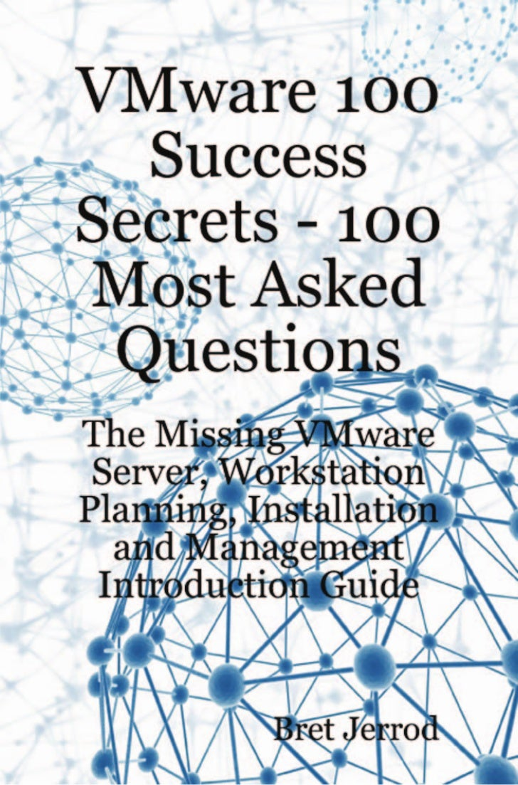 100 most vmware q&a