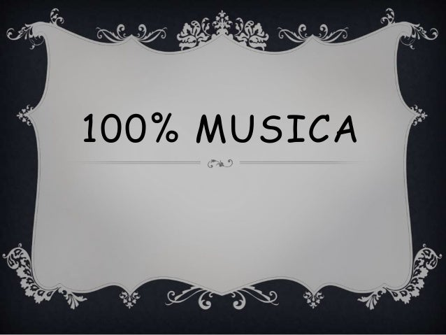 100% MUSICA