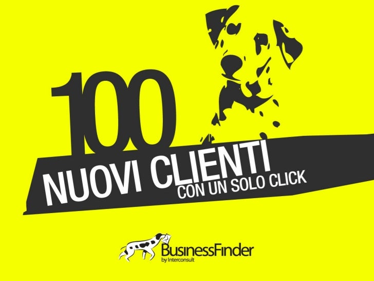 100 nuovi clienti con 1 solo click